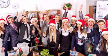 Weihnachtspost – denken Sie auch an Ihre Mitarbeiter