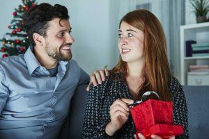 Smalltalk über unpassende Weihnachtsgeschenke