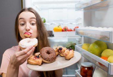 Wie vermeiden Sie die Lust auf Süßes?