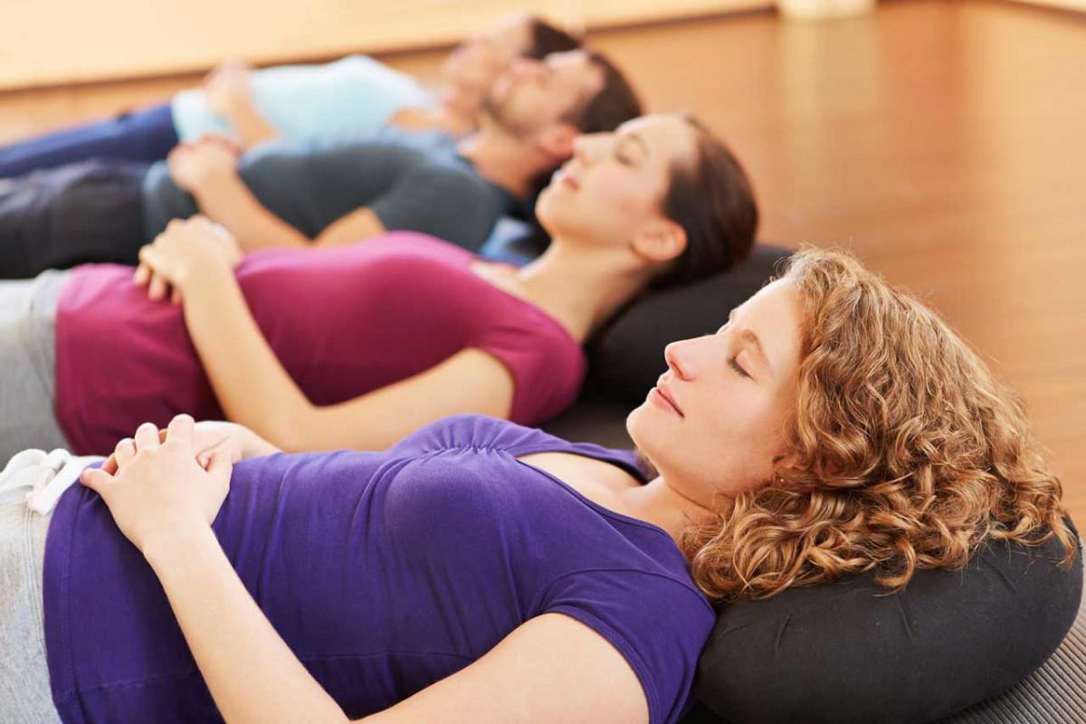 Autogenes Training: Die Schwereübung und die Wärmeübung