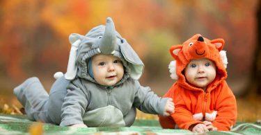 Schöne und warme Karnevalskostüme für die Kleinsten