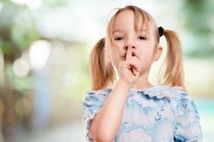 Was tun, wenn Ihr Kind unanständige Worte benutzt?