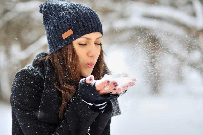 So können Sie Ihre Haut auch im Winter gut pflegen!