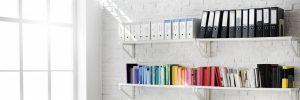 Papiermanagement: Vor- und Nachteile von Ordnern