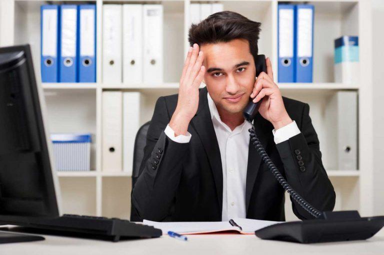 Beschwerdemanagement bei unangenehmen Telefonanrufen