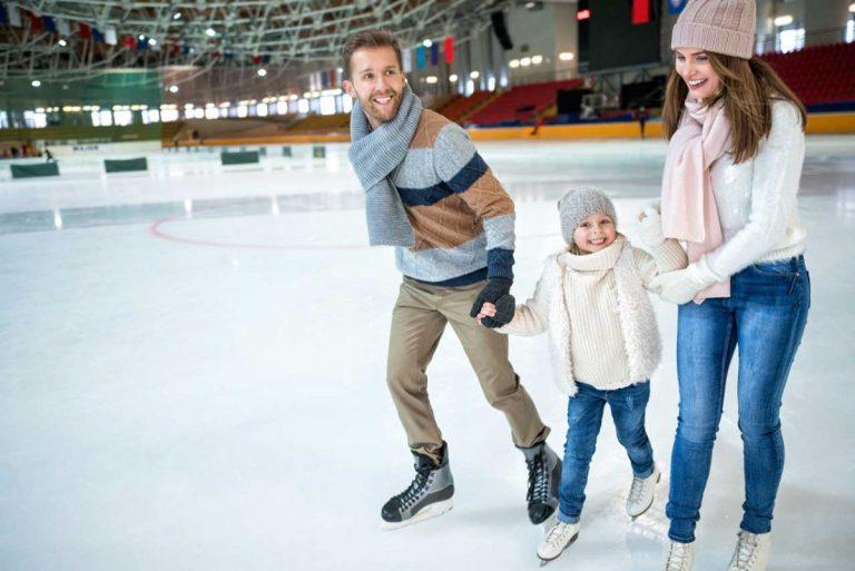Die beliebtesten Winteraktivitäten mit der Familie