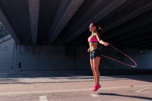 Seilspringen für Anfänger – so geht's