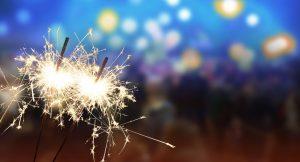 Neujahrsgrüße statt Weihnachtsgrüße versenden