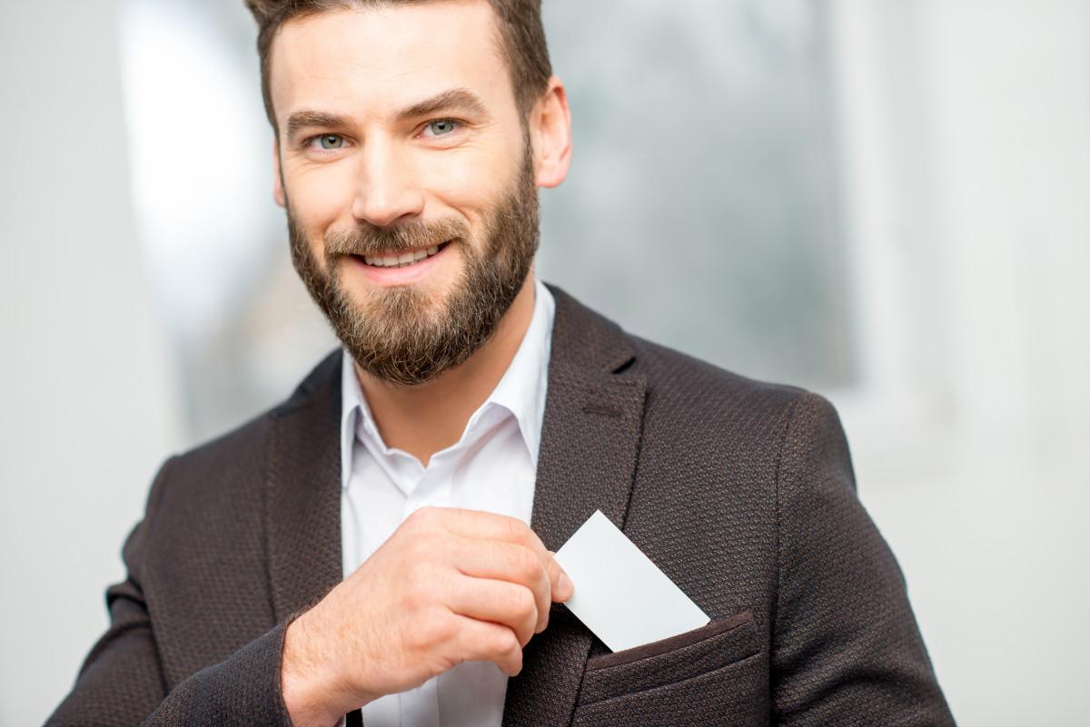 So Gestalten Sie Als Jobsucher Ihre Visitenkarte Experto De