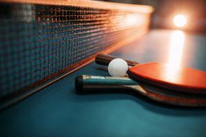 Das gehört in die Sporttasche eines Tischtennisspielers