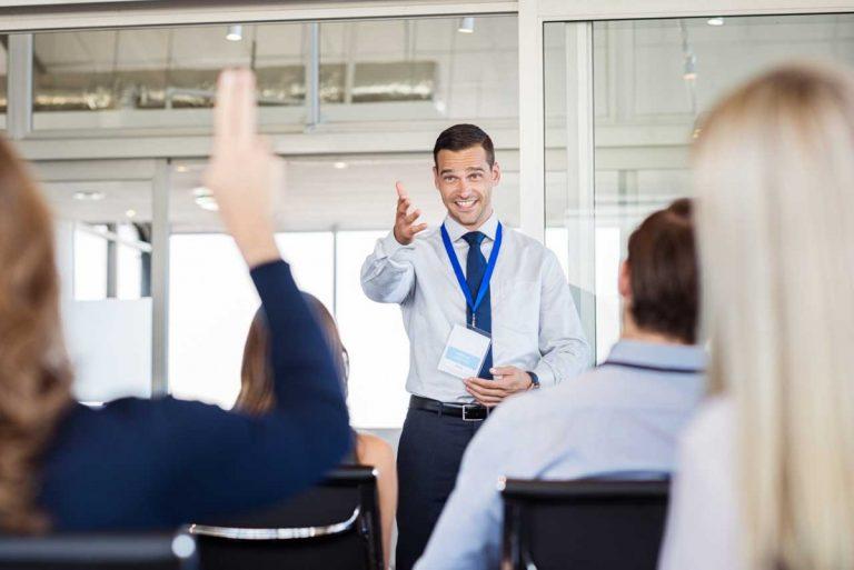 Wie funktioniert Führungskräfte-Coaching?