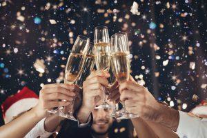 Stilvolle Neujahrsgrüße versenden