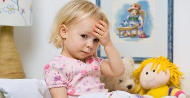 Schnelle Hilfe bei Migräneattacken bei Kindern