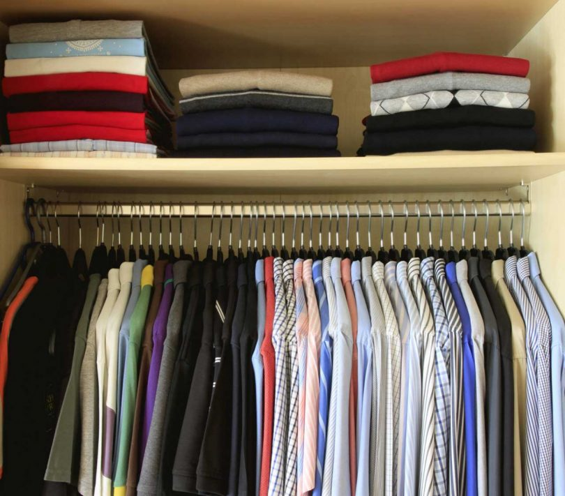 Wie Mache Ich Ordnung Im Kleiderschrank Experto De