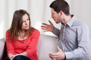 Gehen Sie Konflikten in einer Partnerschaft nicht aus dem Weg