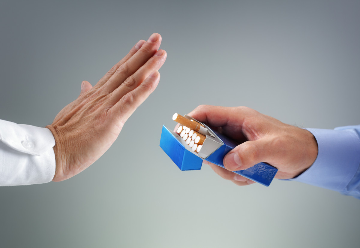 Endlich Nichtraucher mit der richtigen Ernährung