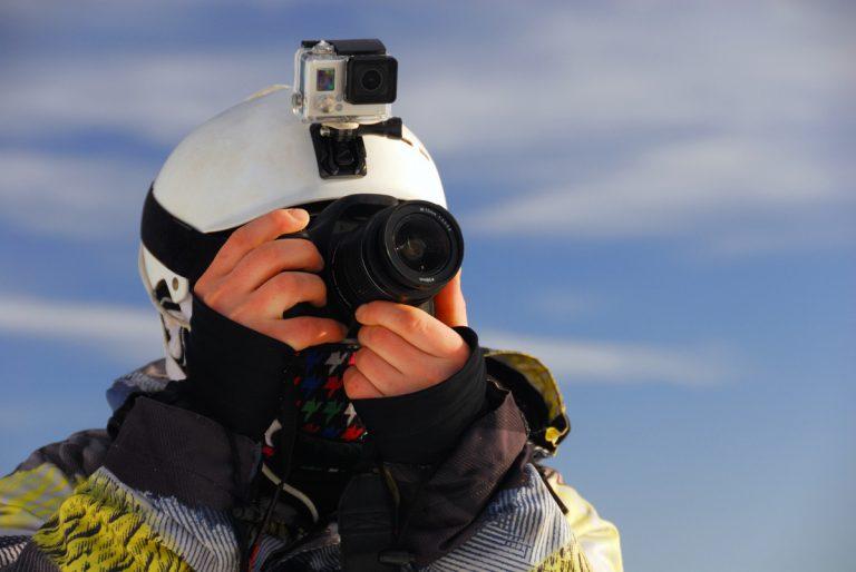Im Skiurlaub fotografieren: So gelingt es