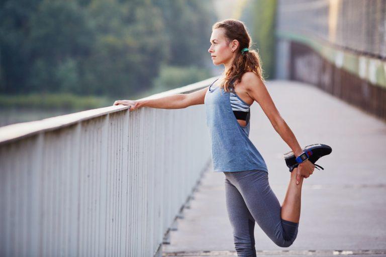 Die richtige Dehnung und Kräftigung der Muskulatur