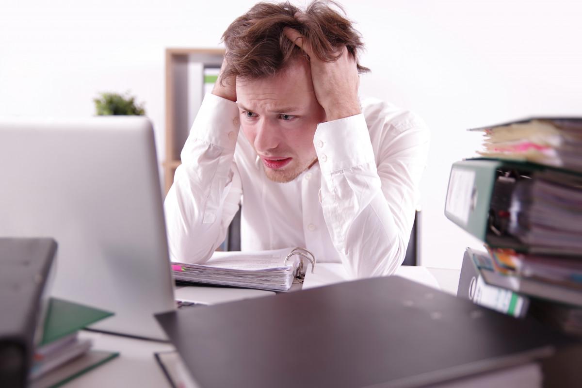 Stress am Arbeitsplatz – so können Sie ihn bewältigen