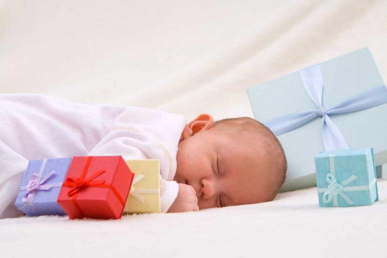 Originelle und witzige Geschenkideen zur Geburt