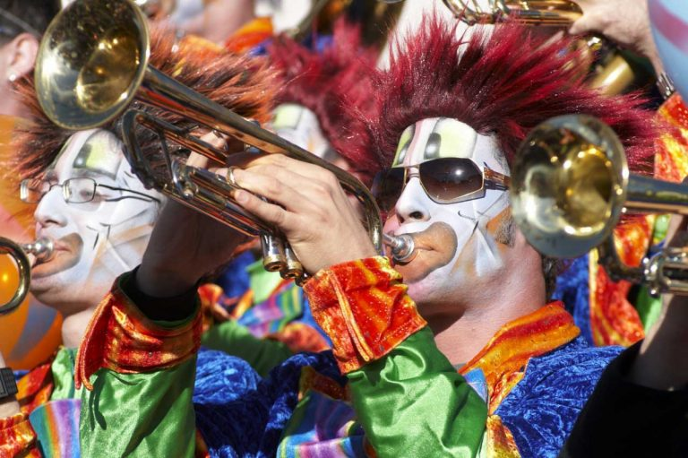 Welcher Smalltalk passt zum Karneval?