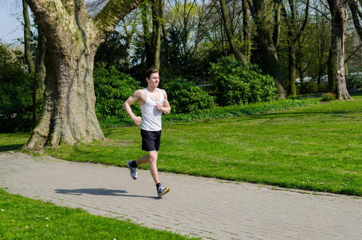 Werden Sie Durch Langsames Laufen Schneller