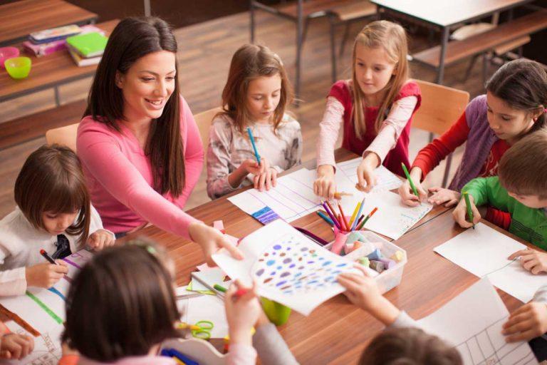 Zeichnen lernen: Erforschen Sie mit Ihrem Kind Formen