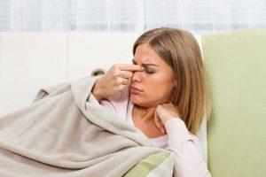 Nasennebenhöhlenentzündung natürlich behandeln