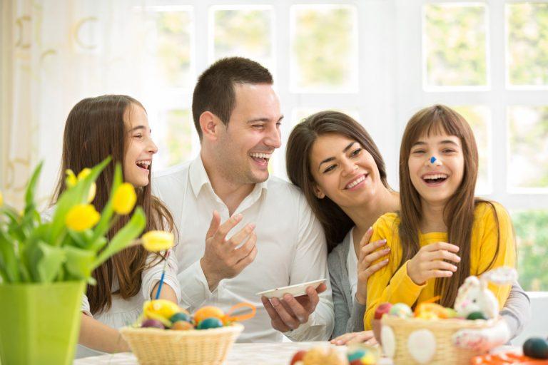 Mit frischen Ideen Ostern mit der Familie feiern