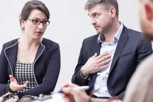 Lösen Sie Ihre Konflikte mit weniger Stress