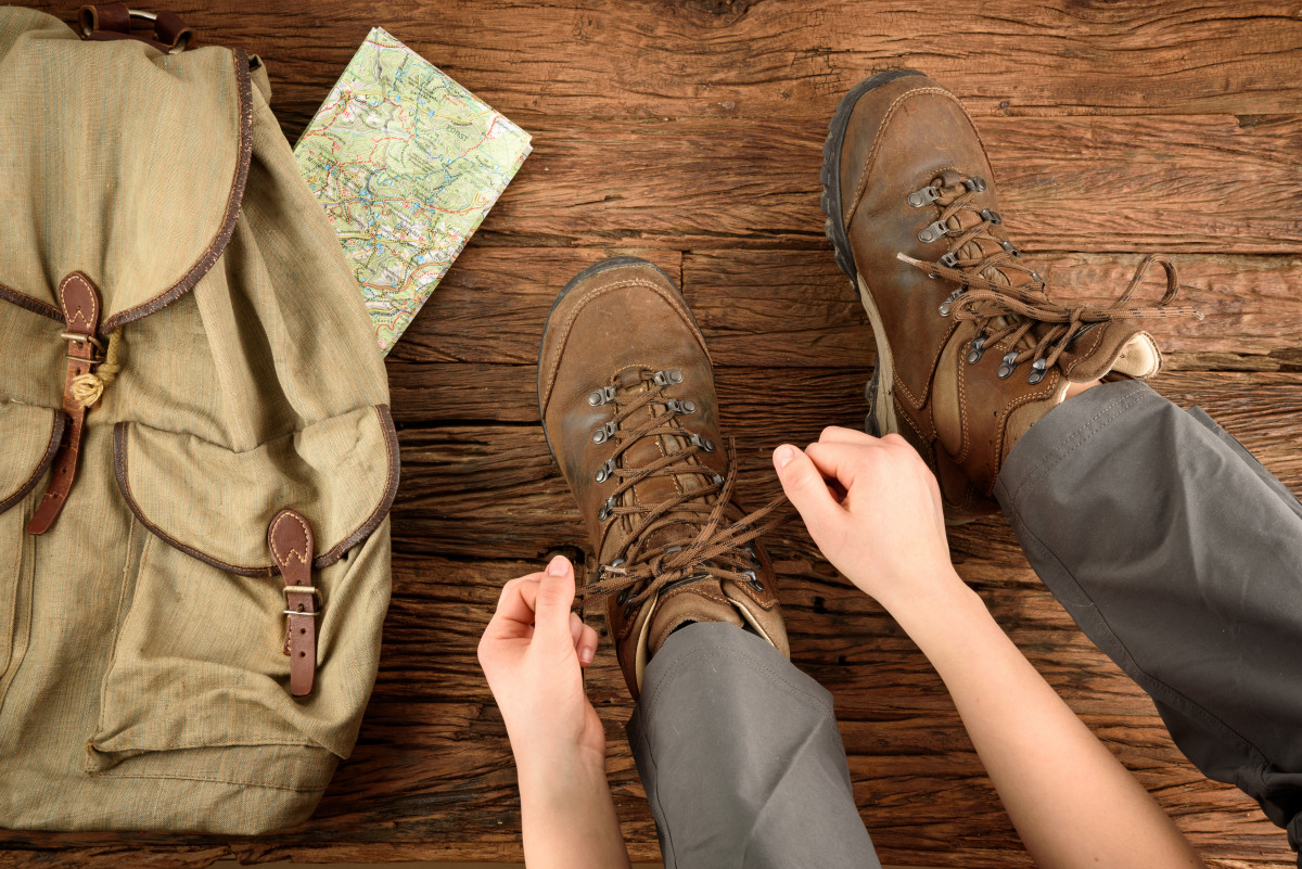 So meistern Sie Hindernisse beim Wandern