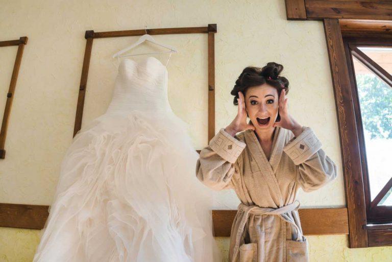 Sieben Tipps gegen Stress vor der Hochzeit