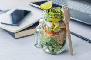 Ernährungstipps für Ihren Arbeitstag