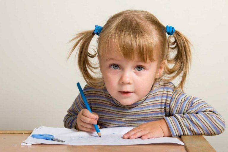 Zeichnen lernen: So machen Sie Ihrem Kind Lust darauf