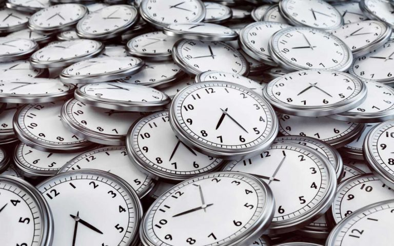 Zeitmanagement: Die zehn häufigsten Fehler