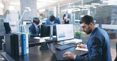 Gesundheit und Arbeitsplatz: Ihr Büroklima ist wichtig
