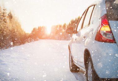 Sicher fahren: Mit dem Auto in den Winterurlaub