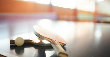 5 Dinge, die Sie im Tischtennis nie tun sollten