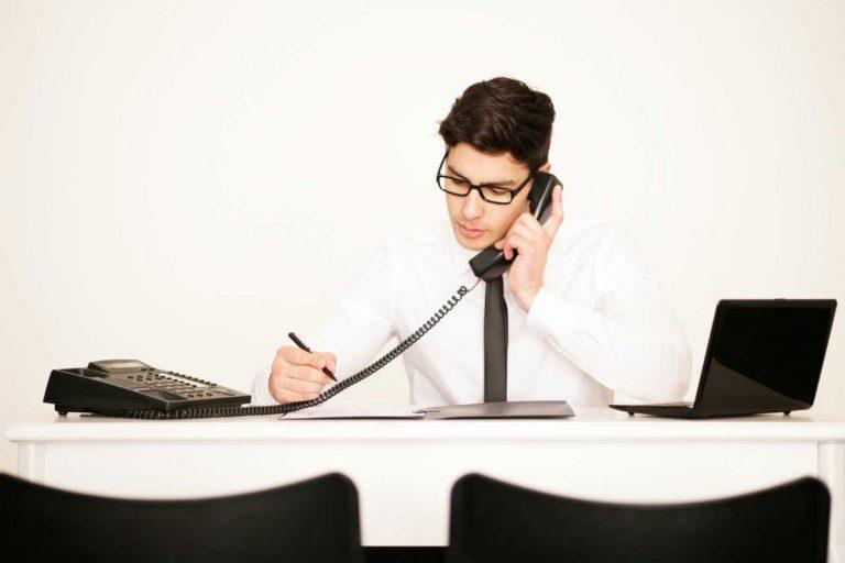 Zeitsparend und effizient – Das Vorstellungsgespräch am Telefon