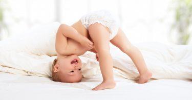 So helfen Sie Ihrem Baby bei wundem Po