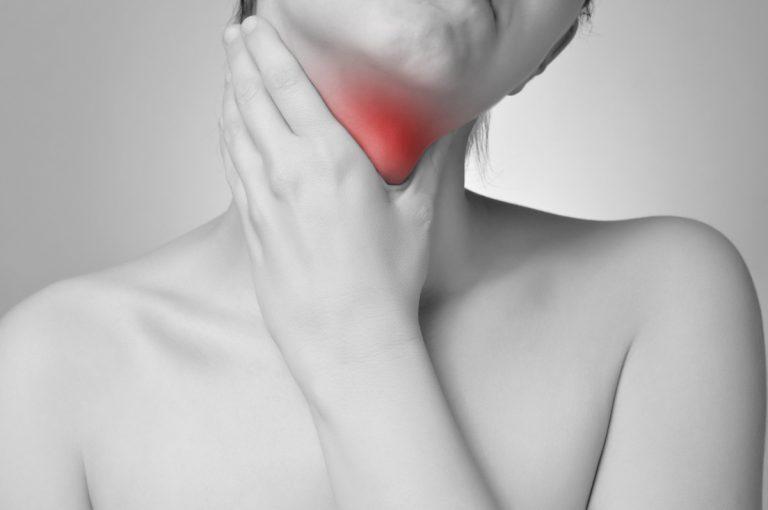 Kehlkopfentzündung - behandeln Sie auch die psychischen Ursachen