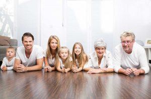Mehrere Generationen in einem Haus - So funktioniert's