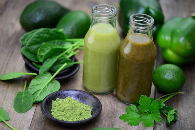 Tipps für leckere grüne Smoothies