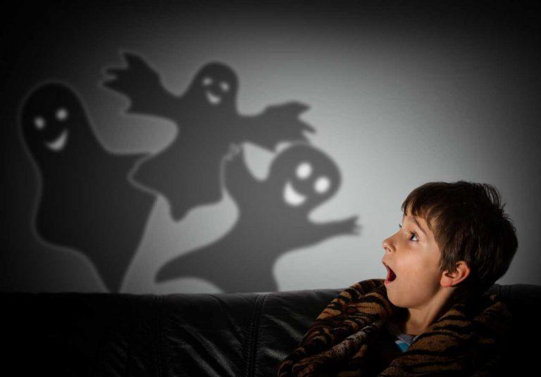 Gespenstergeschichten für Kinder: Gruseln ohne Angst