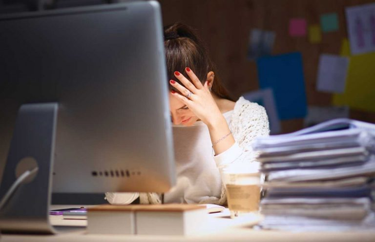 Stress im Büro? Diese Tipps zur Stressbewältigung werden Ihnen helfen!