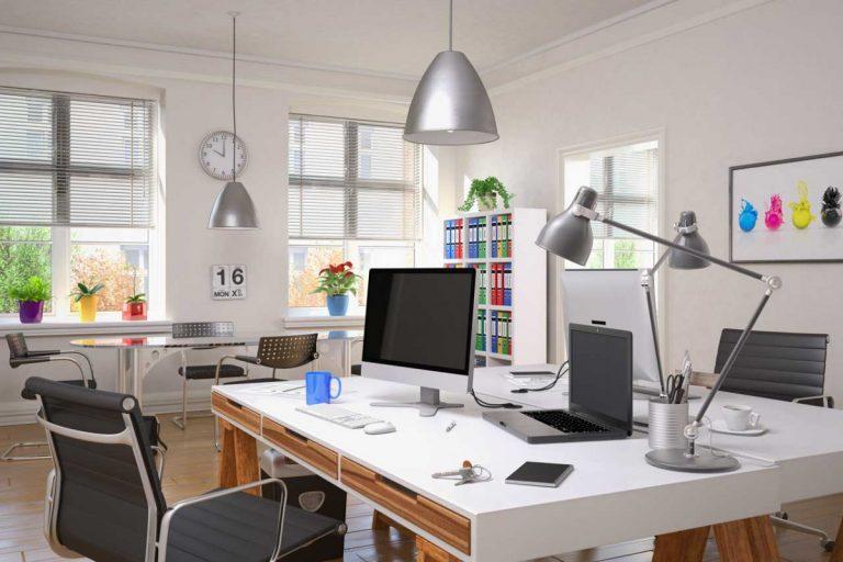 6 Tipps für einen Arbeitsplatz, an dem Sie sich wohlfühlen