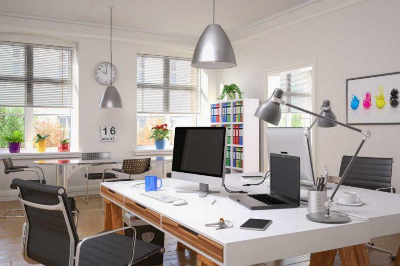 6 tipps f r einen arbeitsplatz an dem sie sich wohlf hlen. Black Bedroom Furniture Sets. Home Design Ideas