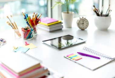 9 Tipps für ein gelungenes Home Office