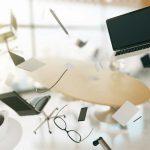 Chaos am Arbeitsplatz? So organisieren Sie Ihren Bürotag richtig!