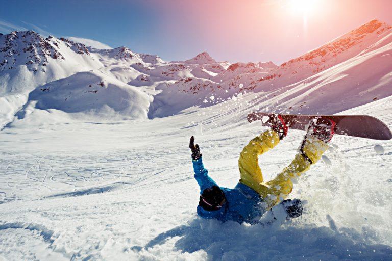 Wie lassen sich Skiunfälle vermeiden?